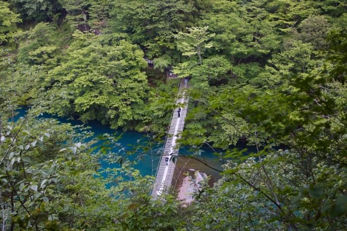 【寸又峡/夢の吊り橋】- 2 -_f0348831_20495135.jpg