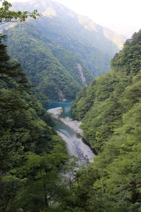 【寸又峡/夢の吊り橋】- 2 -_f0348831_20500052.jpg