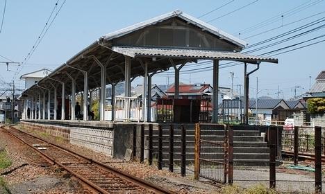 伊予鉄道高浜線 山西駅_e0030537_02392856.jpg