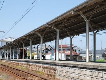 伊予鉄道高浜線 山西駅_e0030537_02393196.jpg