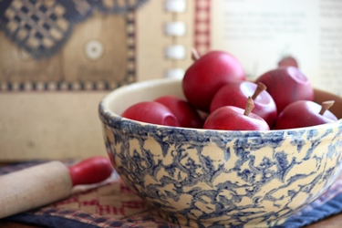 フレームの絵のような Linda Spivey さんの料理本_f0161543_18531438.jpg