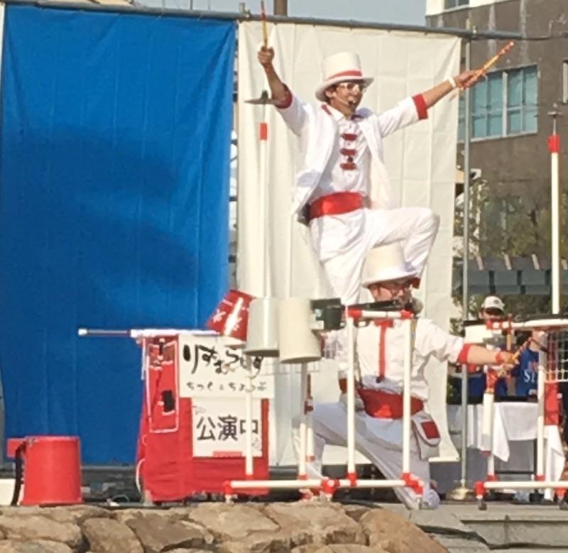 福山ばら祭~バラの女王&大道芸2017_a0082865_00525861.jpg