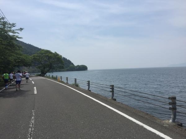 奥びわ湖健康マラソン_a0257968_17244345.jpg