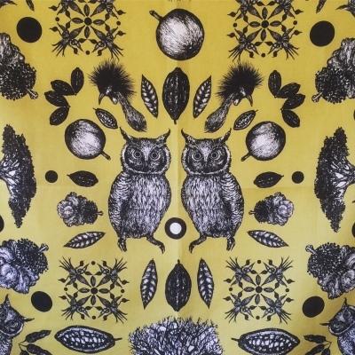 『African nature』新商品 ハンカチーフ keito浅草橋で初お目見え☆_b0207873_08342612.jpg