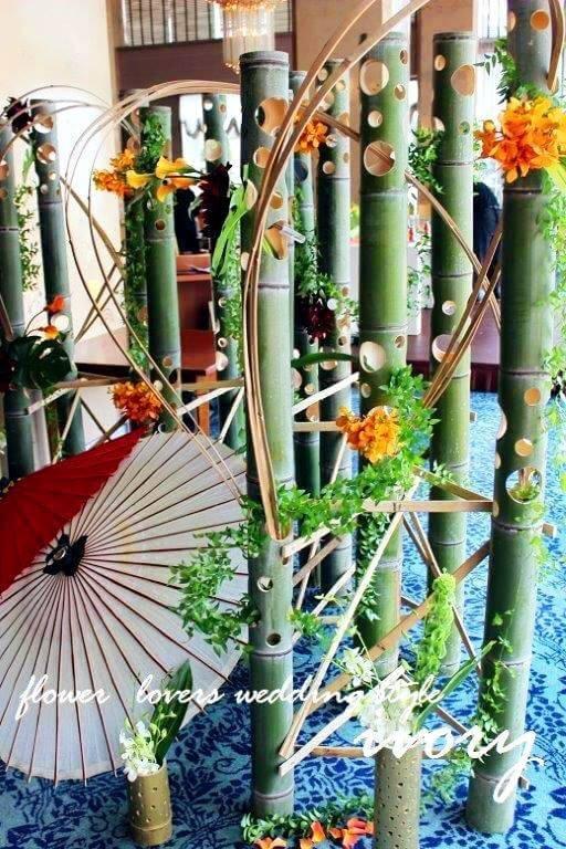 『週末の婚礼から〜♬②』_b0094378_22332757.jpg