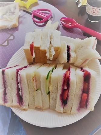 親子で一緒にサンドイッチを作ろう!:5月23日火曜日_b0079382_14483082.jpg
