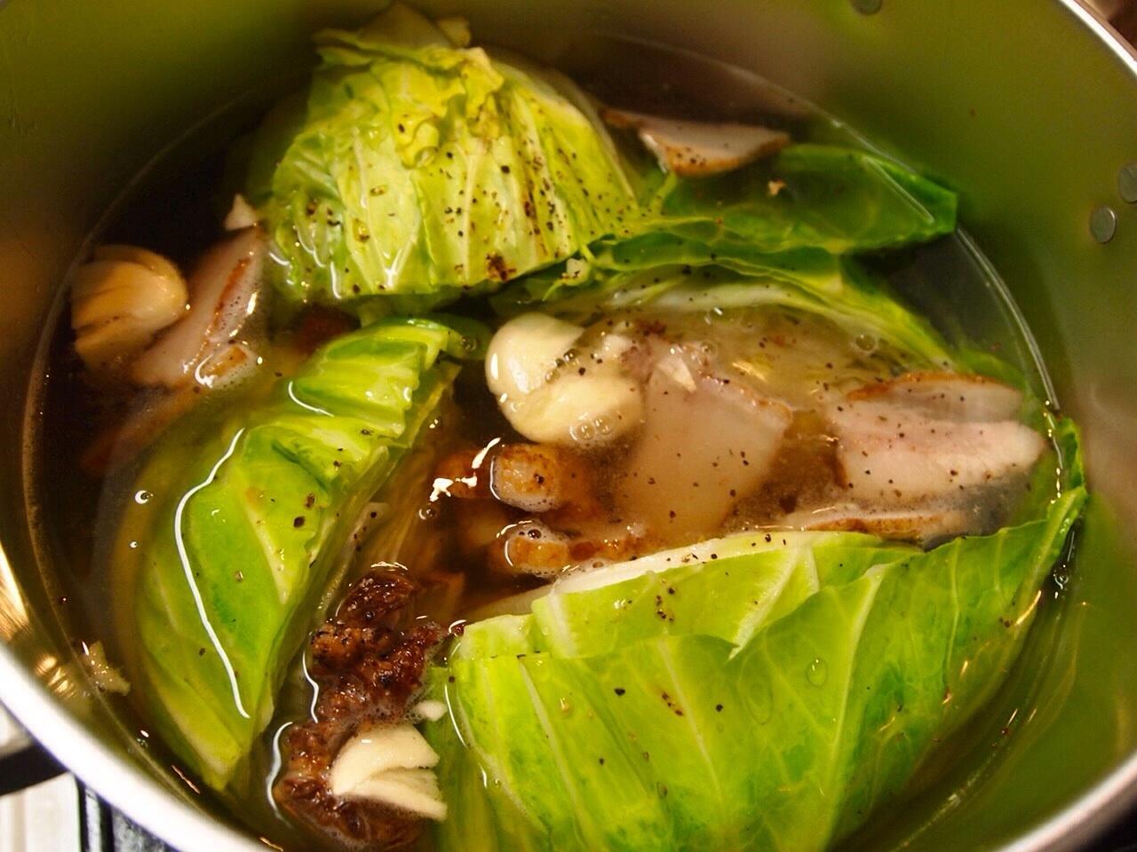 そら豆のグリーンサラダ_a0258686_06052498.jpg