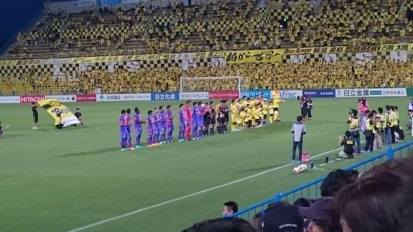JリーグYBCルヴァン杯2017Aグループ第6節  柏レイソル - FC東京_b0042308_22314029.jpg