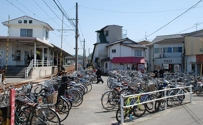 伊予鉄道高浜線 山西駅_e0030537_01500790.jpg