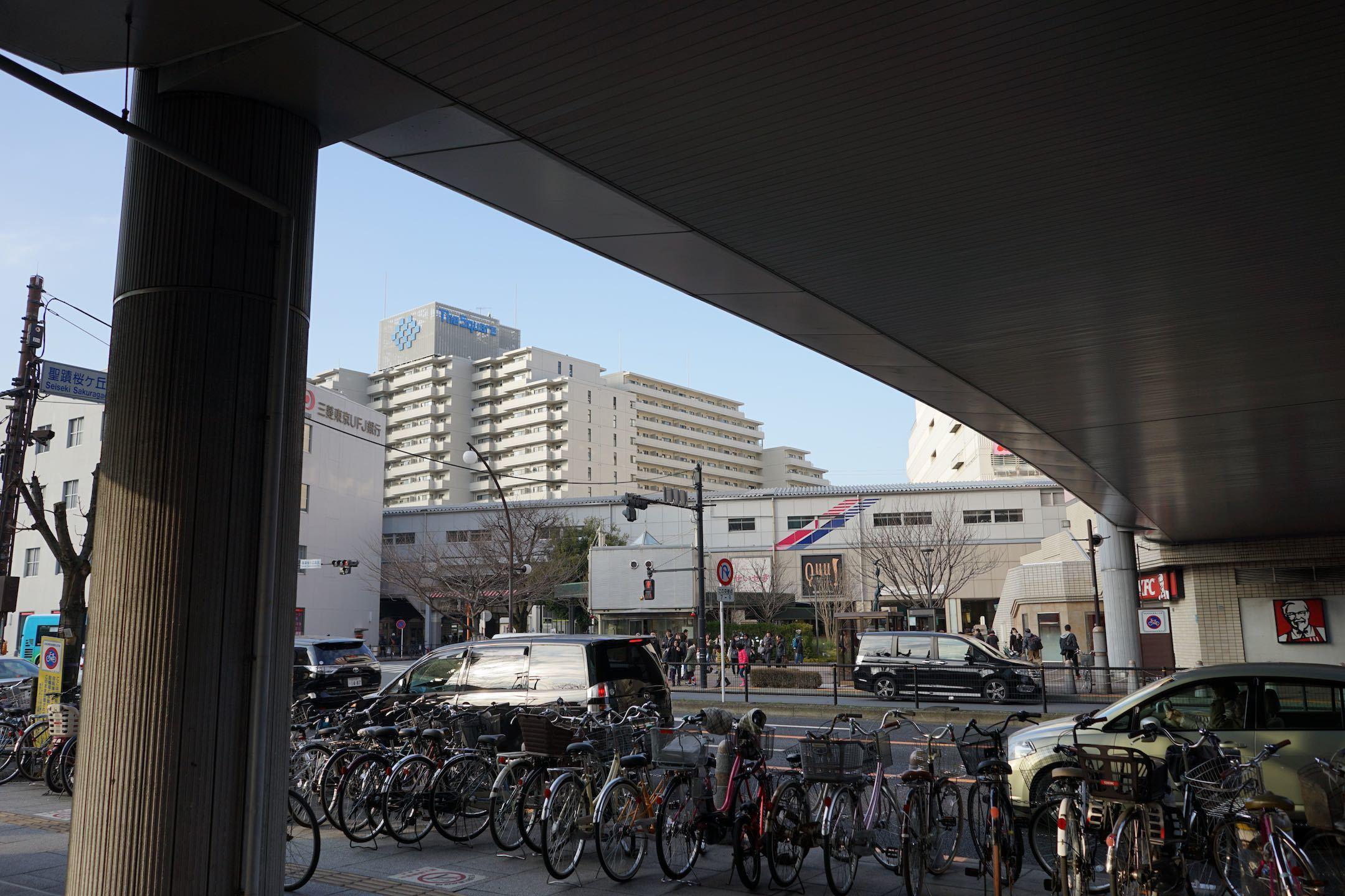 聖蹟桜ケ丘スナップ その44_b0360240_20275709.jpg