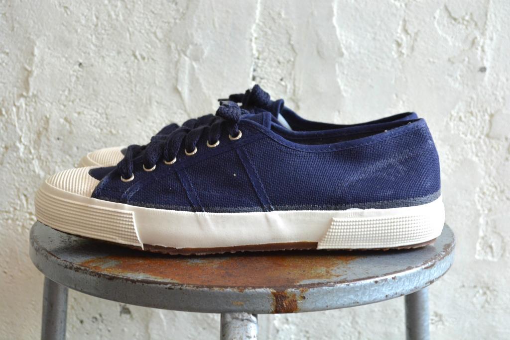 Italian navy sneaker dead stock_f0226051_14182135.jpg
