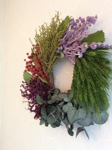 green wreath_d0321904_22445625.jpg