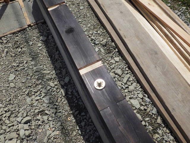 木造ガレージを造る  続き_f0105112_4192188.jpg