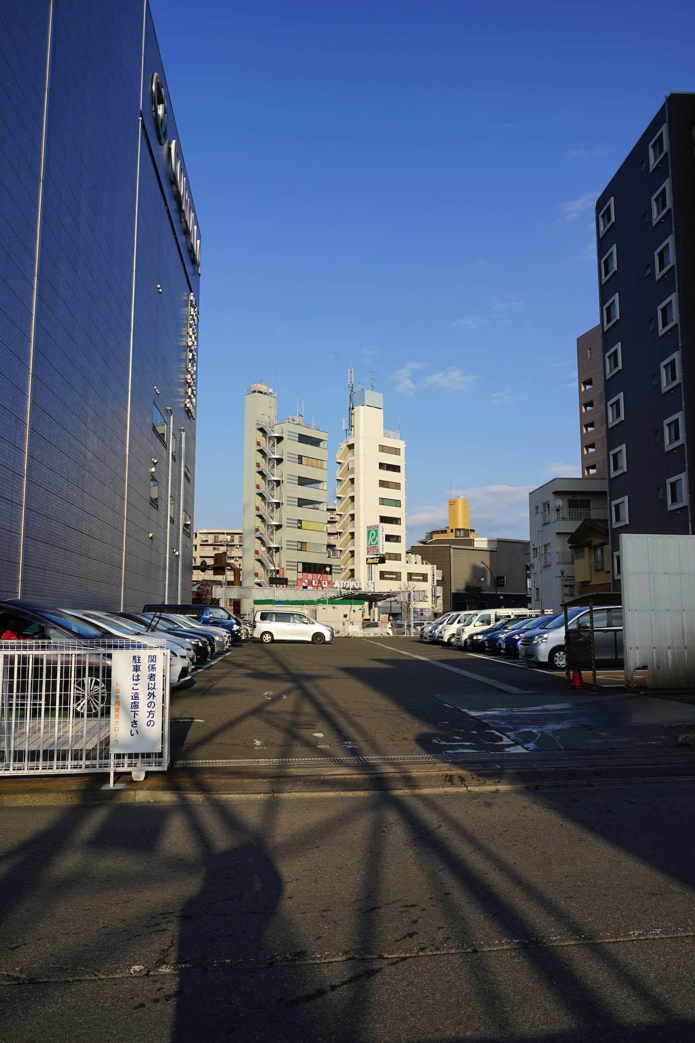 聖蹟桜ケ丘スナップ その45_b0360240_21370210.jpg