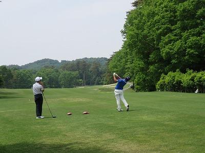 第17回 梶岡建設ジュニアゴルフ月例競技会_f0151251_09115676.jpg
