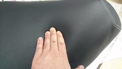 板橋のPCXにバイクザシートインサイド_e0114857_1114256.jpg