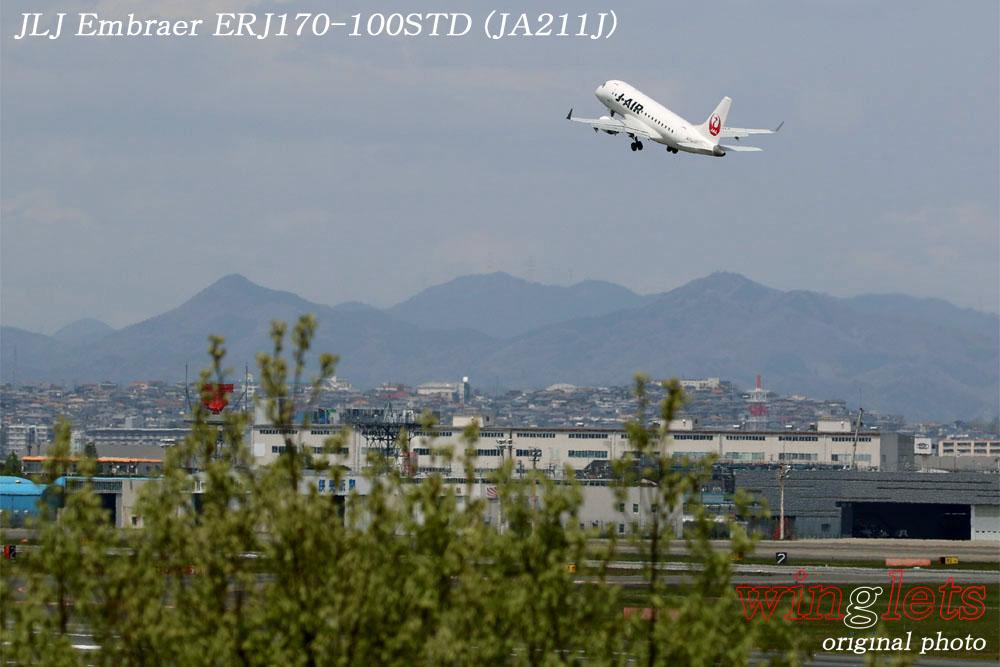 '17年 伊丹空港(RJOO)レポート ・・・ JLJ/JA211J_f0352866_21252170.jpg