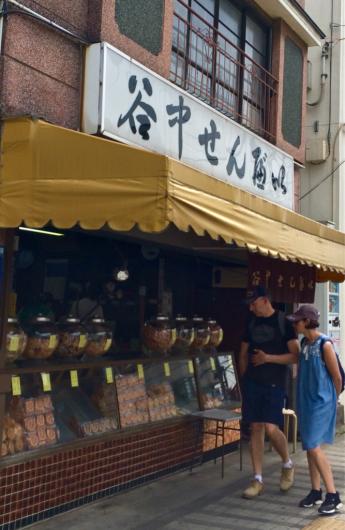 谷中ぶらぶら〜 ひみつ堂からのHAGIcafé_b0223370_14042128.jpg