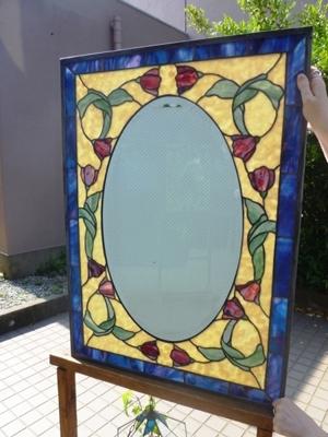 チューリップの鏡_f0008680_23562933.jpg