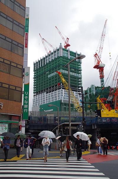 5月25日(木)今日の渋谷109前交差点_b0056983_12023567.jpg