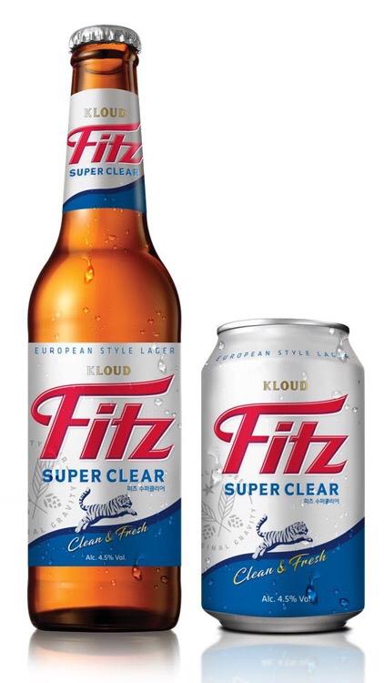 ロッテ酒類Fitz SUPER CLEAR、日本商標盗作議論勃発?_f0378683_13130848.jpg