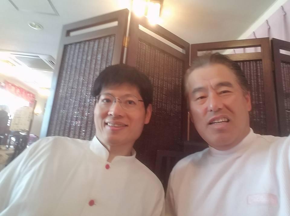 賀久君の中華料理「楓林」と土佐の名門料亭「得月楼」宜しくお願いします。_c0186691_19103463.jpg