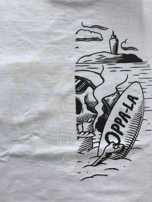 新作❗️江の島オッパーラ手刷りTシャツをどうぞ☘️☘️☘️_d0106911_16282073.jpg