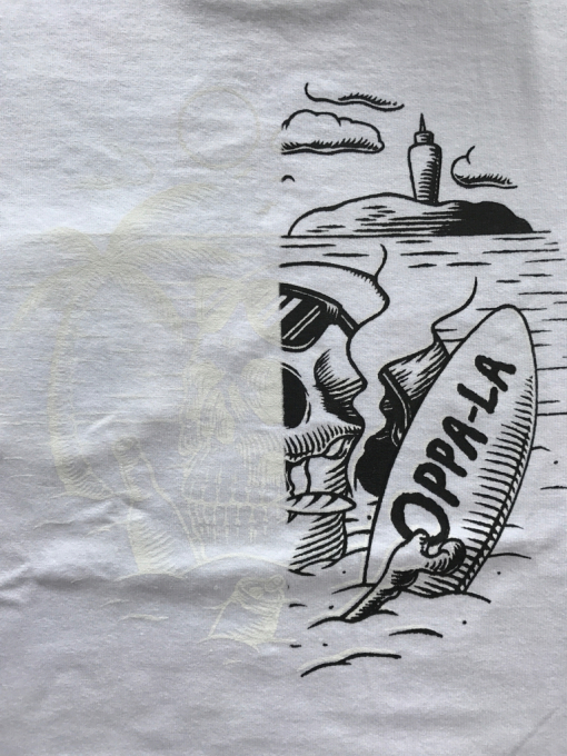 新作❗️江の島オッパーラ手刷りTシャツをどうぞ☘️☘️☘️_d0106911_16305347.jpg