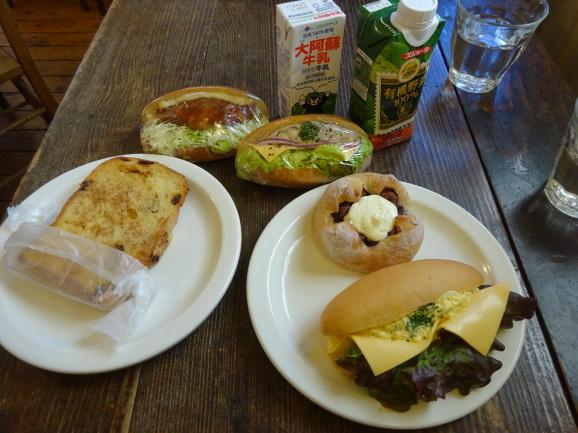 Bakery Old Kitchen Organicさんでランチ_e0230011_11101499.jpg