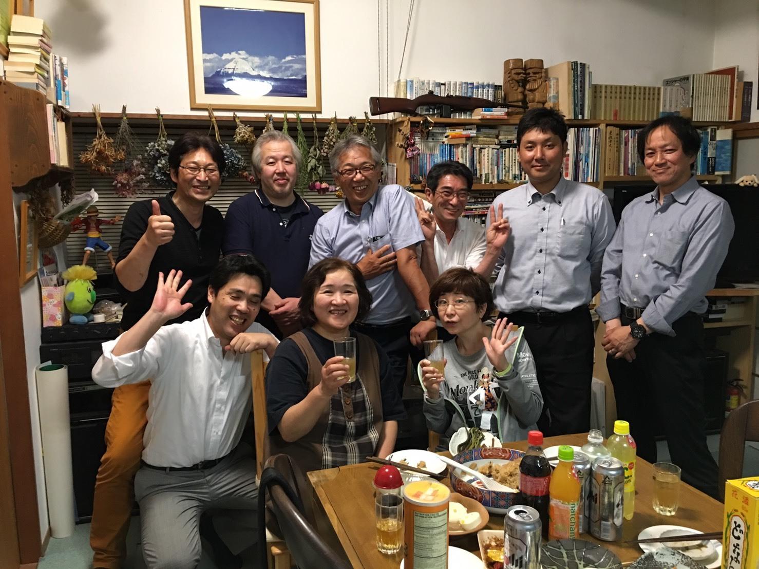 金井中学校の70周年_a0163623_16542613.jpg