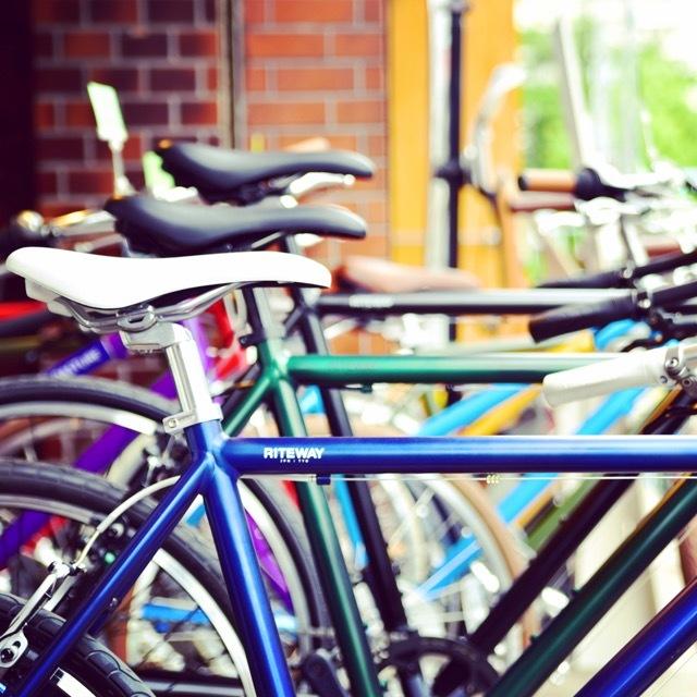 ライトウェイ・ポップアップ試乗会「RITEWAY 2018 POP UP」新作 シェファード クロスバイク 自転車ガール 自転車女子 リピト_b0212032_10423213.jpg