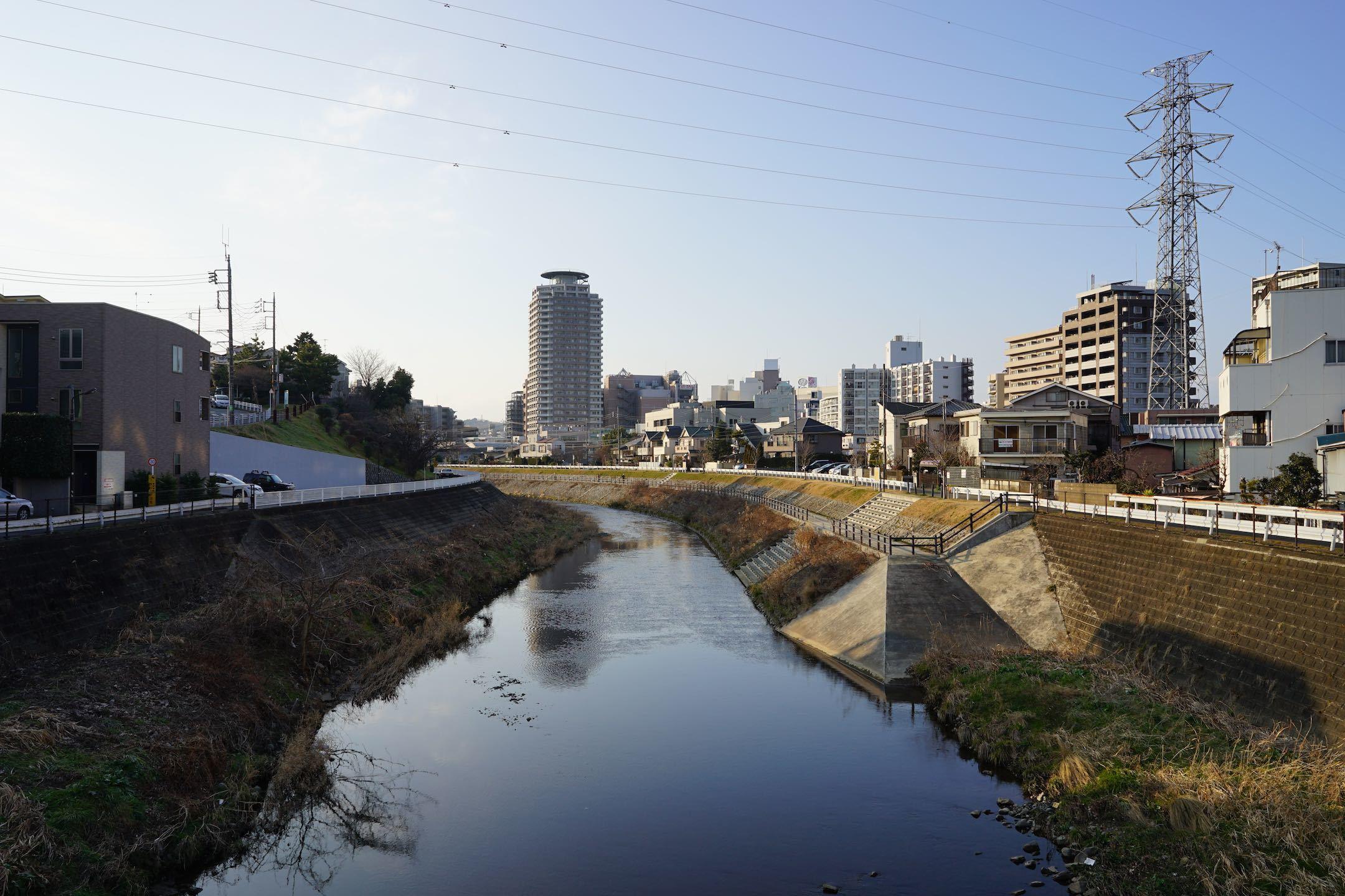 聖蹟桜ケ丘スナップ その46_b0360240_21414630.jpg