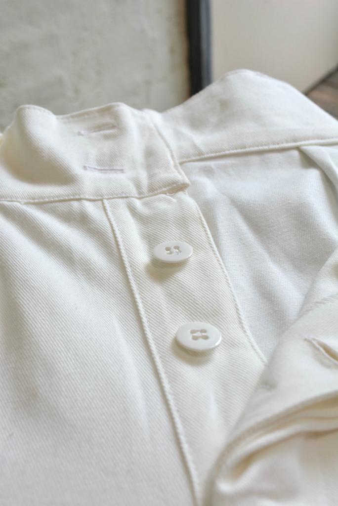 Italian navy chino shorts white (gurkha shorts) DEAD STOCK_f0226051_14315259.jpg