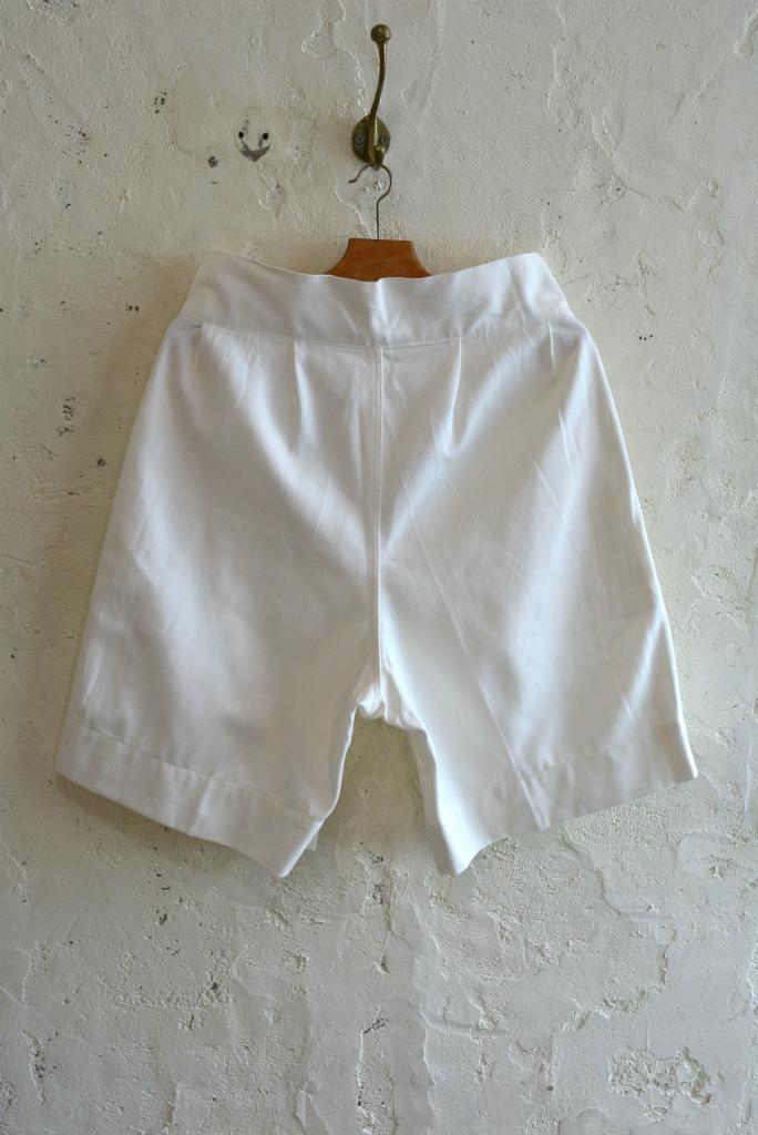Italian navy chino shorts white (gurkha shorts) DEAD STOCK_f0226051_14330788.jpg