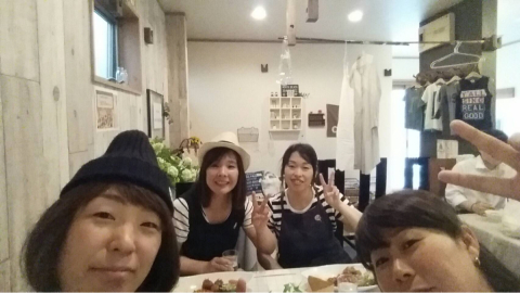 1day cafe 【続き】_e0230154_21300944.jpg