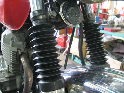 CB400SS  車検整備_e0114857_1071467.jpg