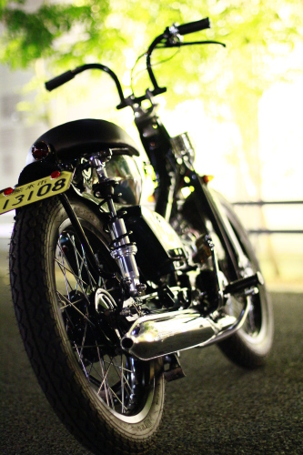 New Bobber Debut !!_a0193460_18463672.jpg