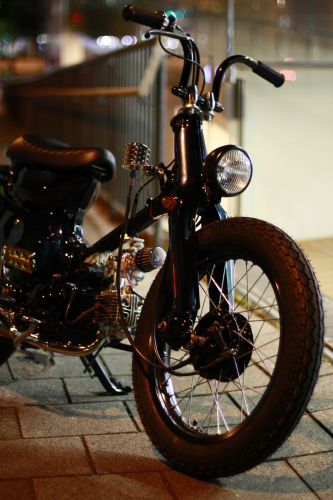 New Bobber Debut !!_a0193460_18472550.jpg