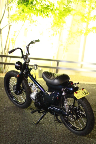 New Bobber Debut !!_a0193460_18494761.jpg