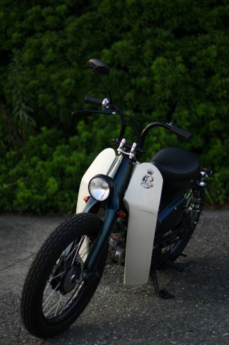 New Bobber Debut !!_a0193460_19265059.jpg