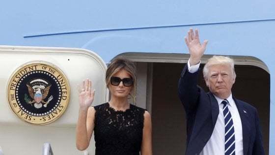 イタリアにやって来た前大統領と現大統領_a0136671_03182342.jpg