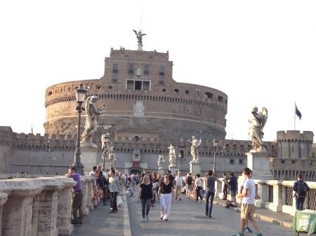 イタリアにやって来た前大統領と現大統領_a0136671_03420083.jpg