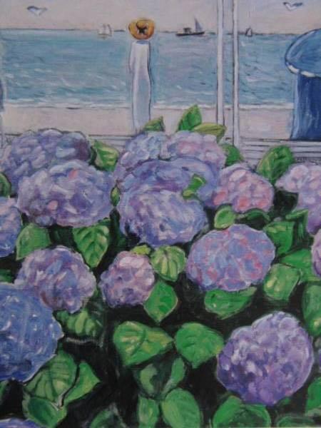 手毬咲きの紫陽花😌_a0138976_19000650.jpg