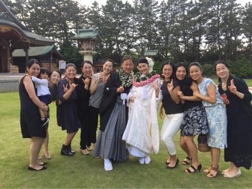 おめでとう、久美子♡_d0256587_23243859.jpg