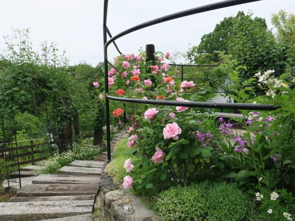 ラ・プロヴァンスにバラが咲く_e0271890_20530575.jpg