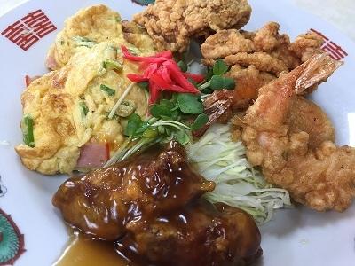 池田の中華料理「若水」_e0173645_09194903.jpg