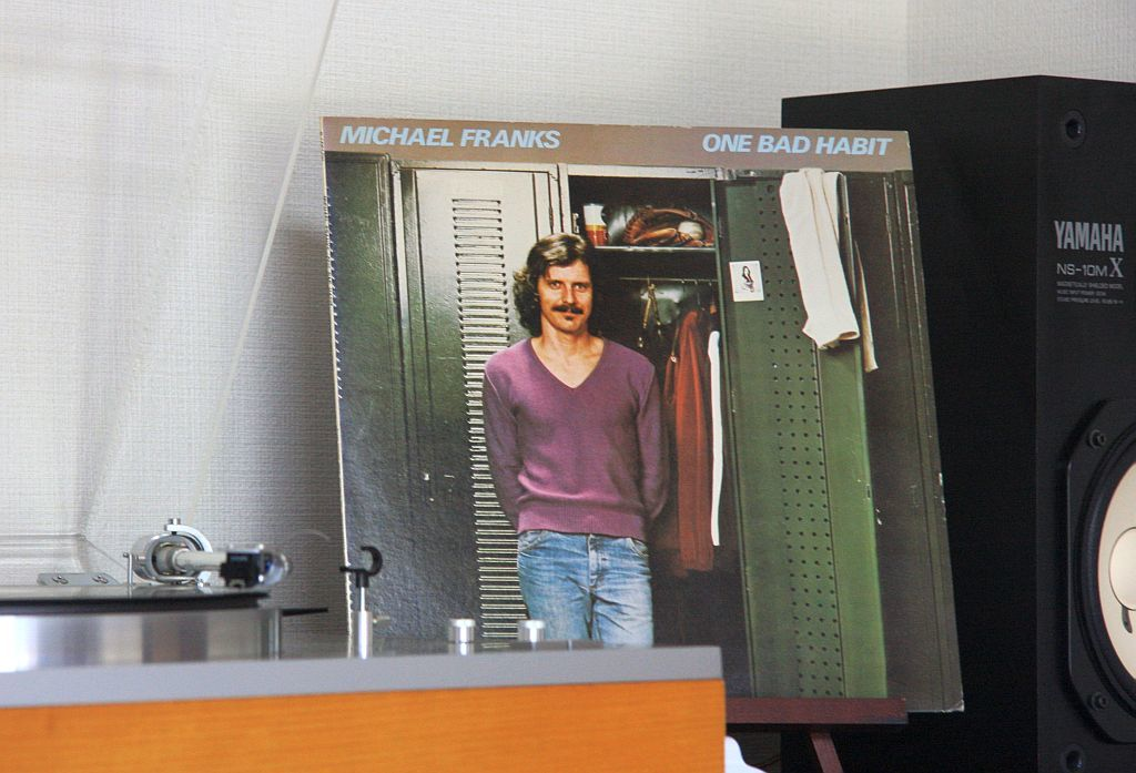 ONE BAD HABIT / MICHAEL FRANKS_e0220163_18535608.jpg