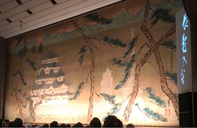 日本舞踊を見てきました - 平洲中NOW29