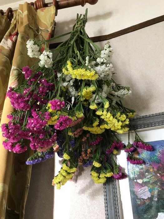 チェリーの花(フラワーアレンジメント)_e0233674_10270053.jpg