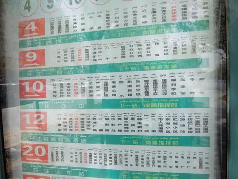 8日目: タシュクルガン→カシュガル→ウルムチ→北京_a0207588_1911674.jpg
